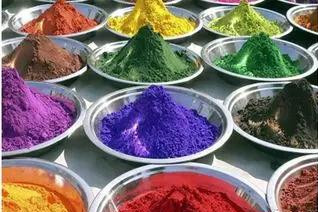 涂料染色液的组成