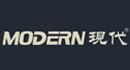 现代logo