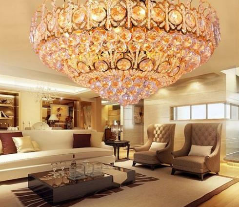 客厅用灯就选用十大灯饰品牌