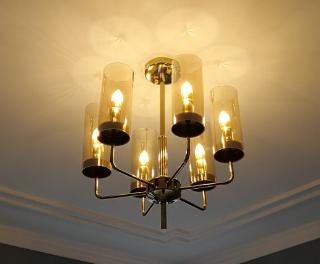 美观精致的十大灯饰品牌吊灯