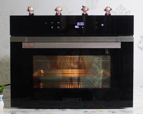 嵌入式蒸箱烤箱一体机厨卫电器使用心得