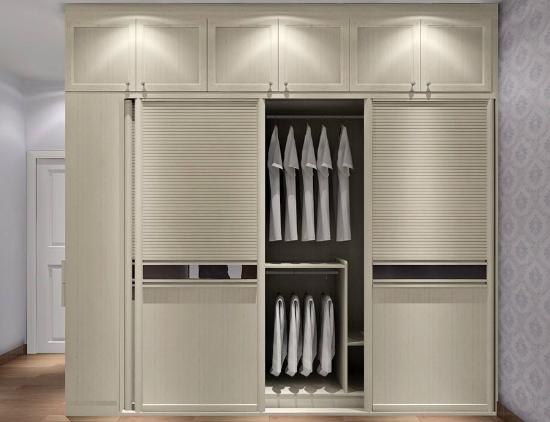 定制衣柜比找木工打衣柜更实惠