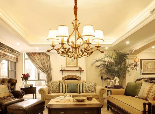 什么是美式灯饰?家居装修能用美式灯饰吗?