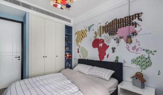 整面墙的衣柜如何做才更美观