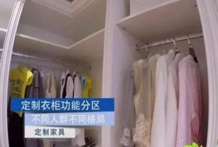 一个科学定制的衣柜是每个家庭成员都需要认真思考的必备品
