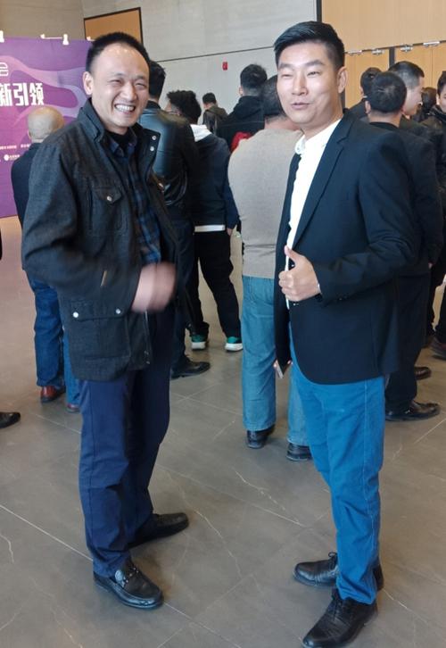 吉鸿创意生态板受邀出席2019年定制家居产业链峰会