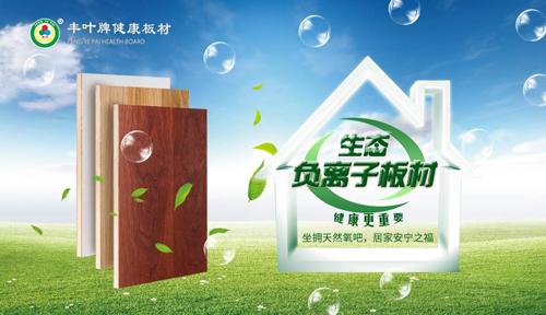 """丰叶板材再创新高峰,荣获""""中国十大品牌""""称号"""