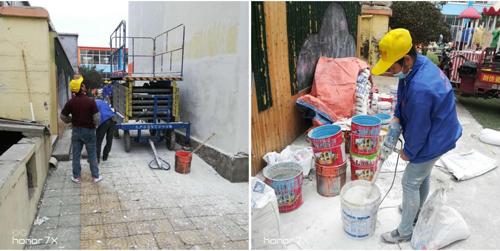 祝贺林德漆枣庄服务中心中标邹坞镇幼儿园项目