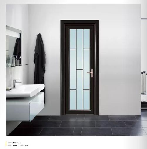 卫生间门怎么选?宇技优品门窗给你理想方案